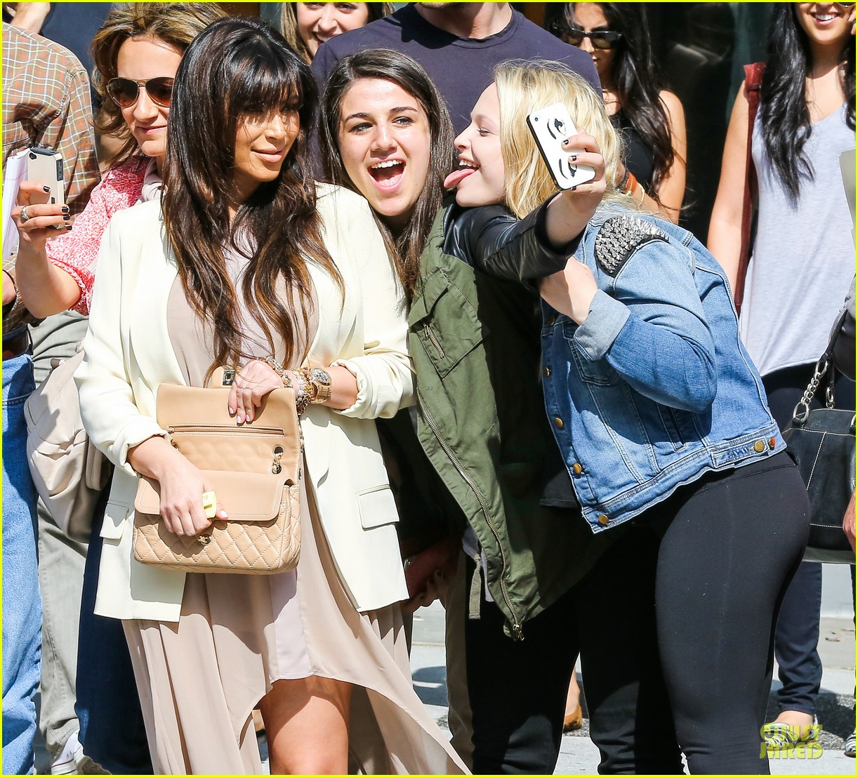kim kardashian atlanta landing for temptation premiere 112831599