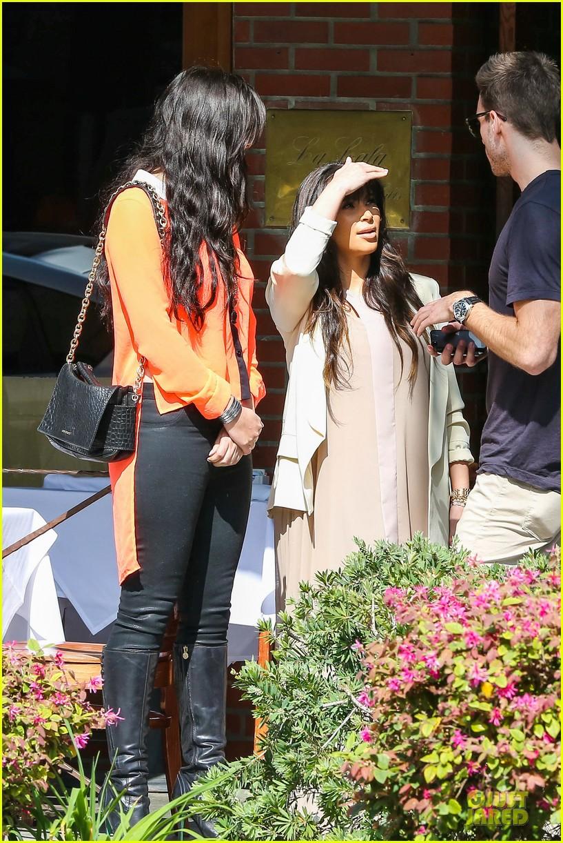 kim kardashian atlanta landing for temptation premiere 132831601