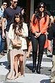 kim kardashian atlanta landing for temptation premiere 10