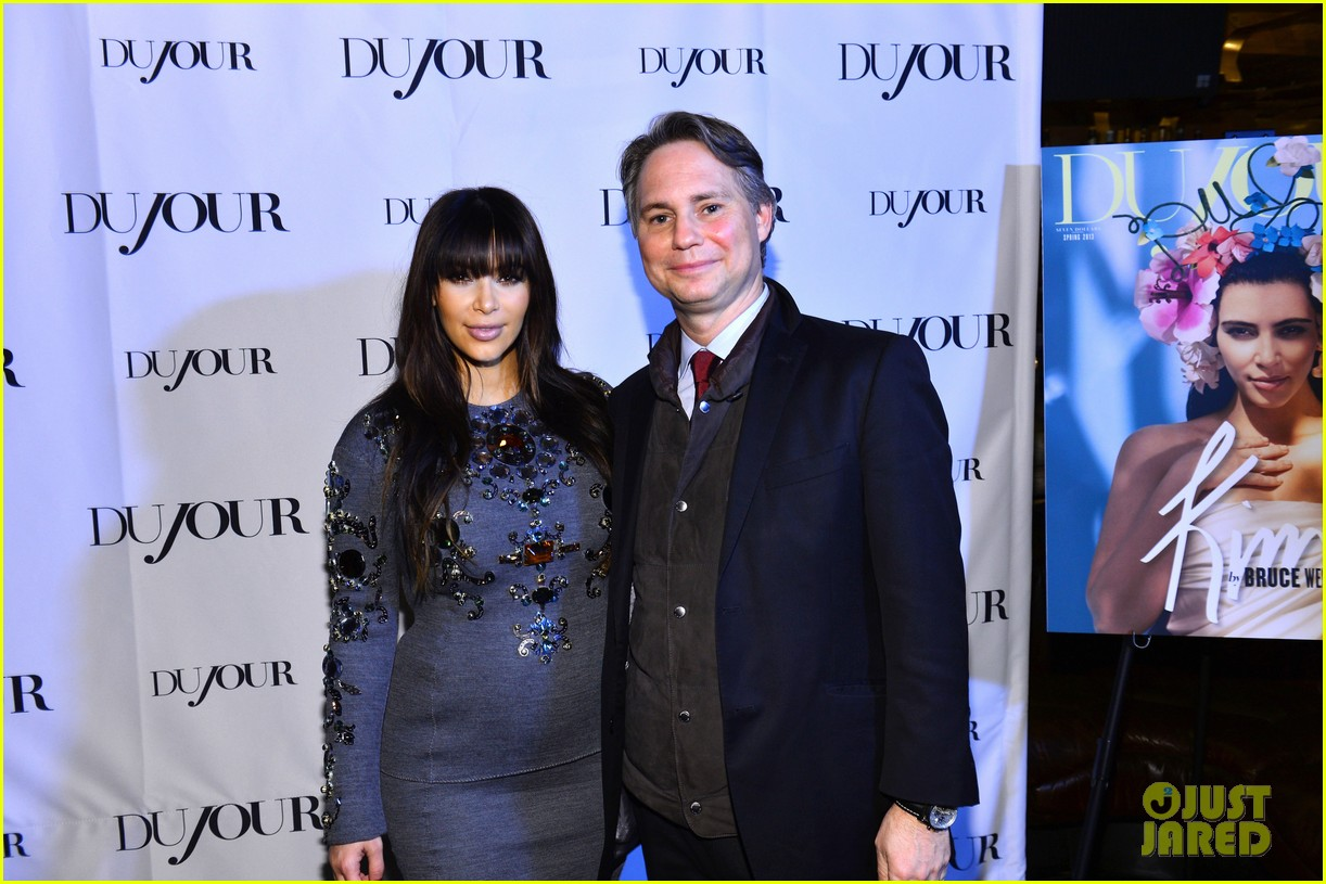 kim kardashian dujour magazine celebration 062838699