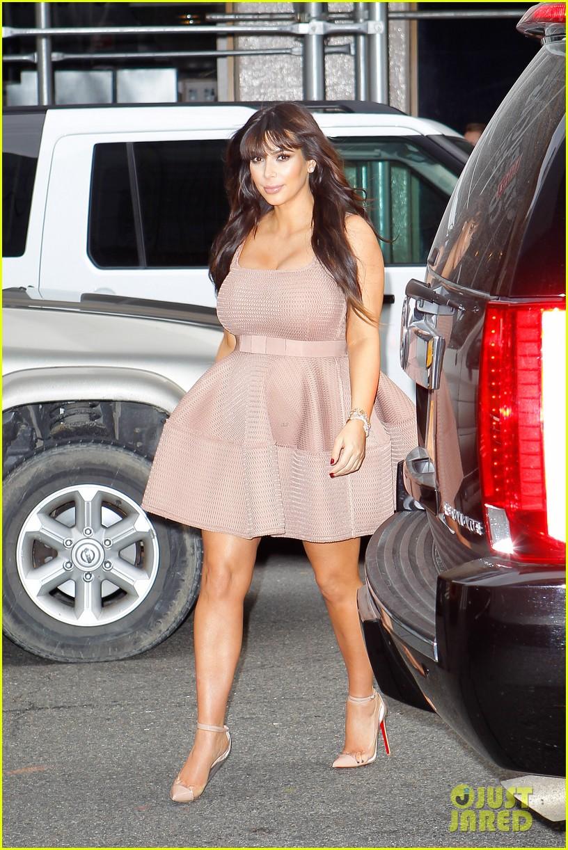 kim kardashian on her pregnancy i feel really good 032838225