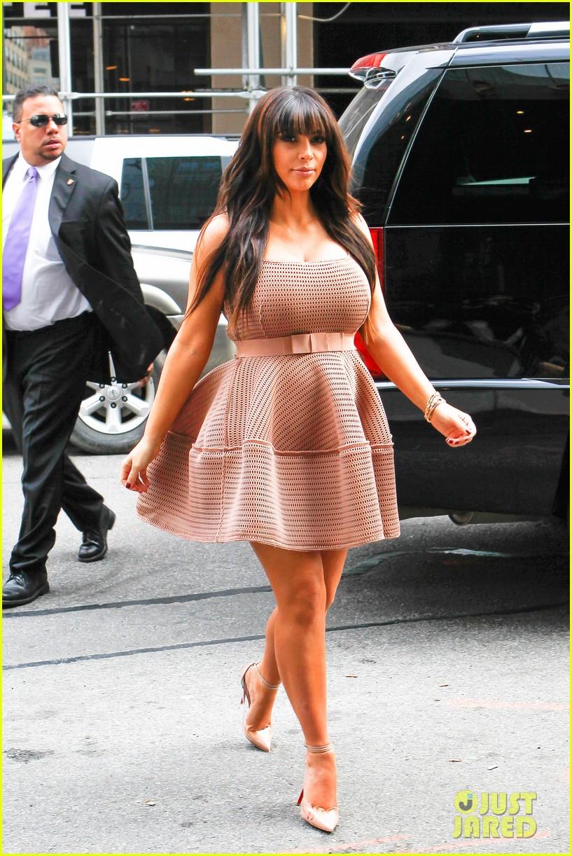 kim kardashian on her pregnancy i feel really good 062838228