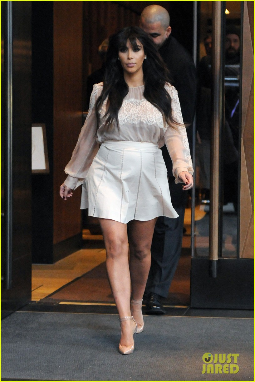 kim kardashian on her pregnancy i feel really good 152838237