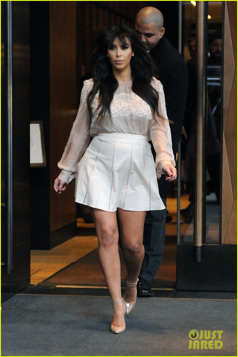kim kardashian on her pregnancy i feel really good 16
