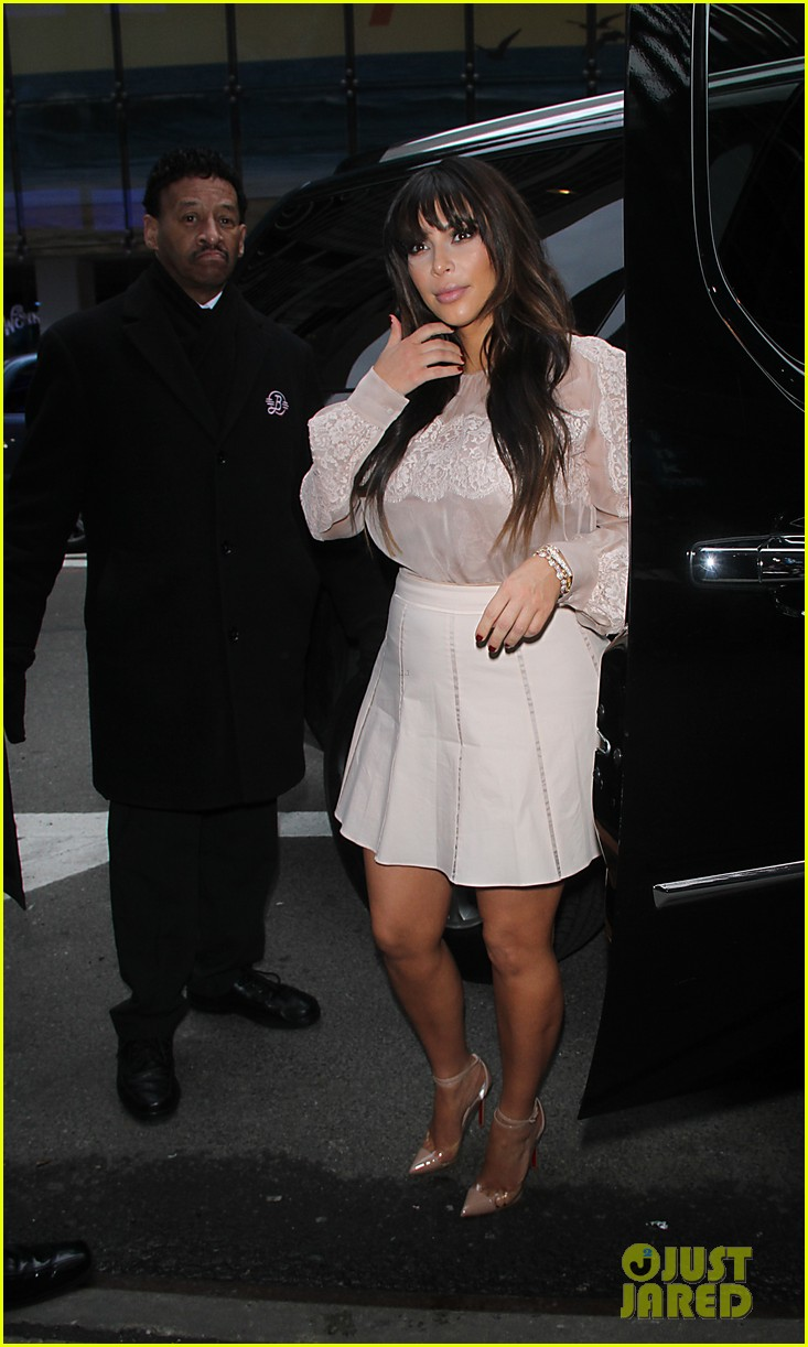 kim kardashian on her pregnancy i feel really good 22