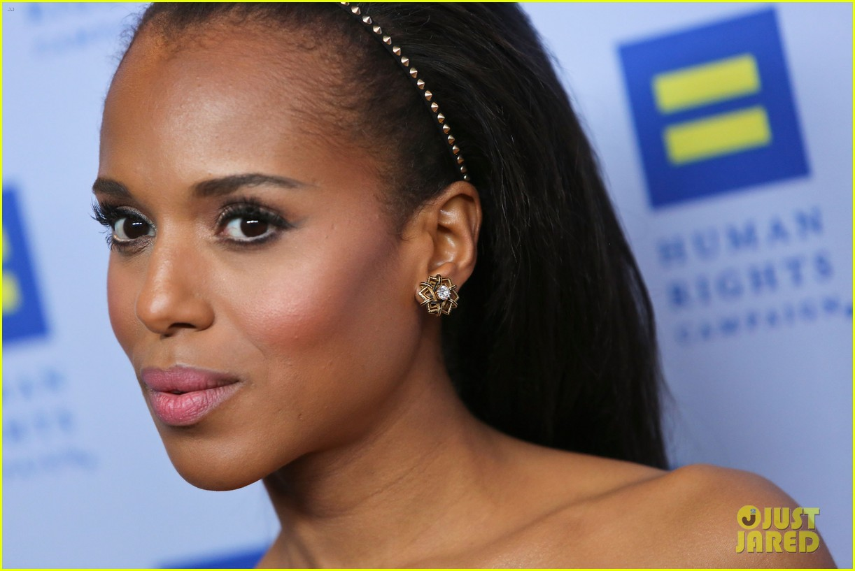 kerry washington lance bass human rights campaign gala 2013 102836944