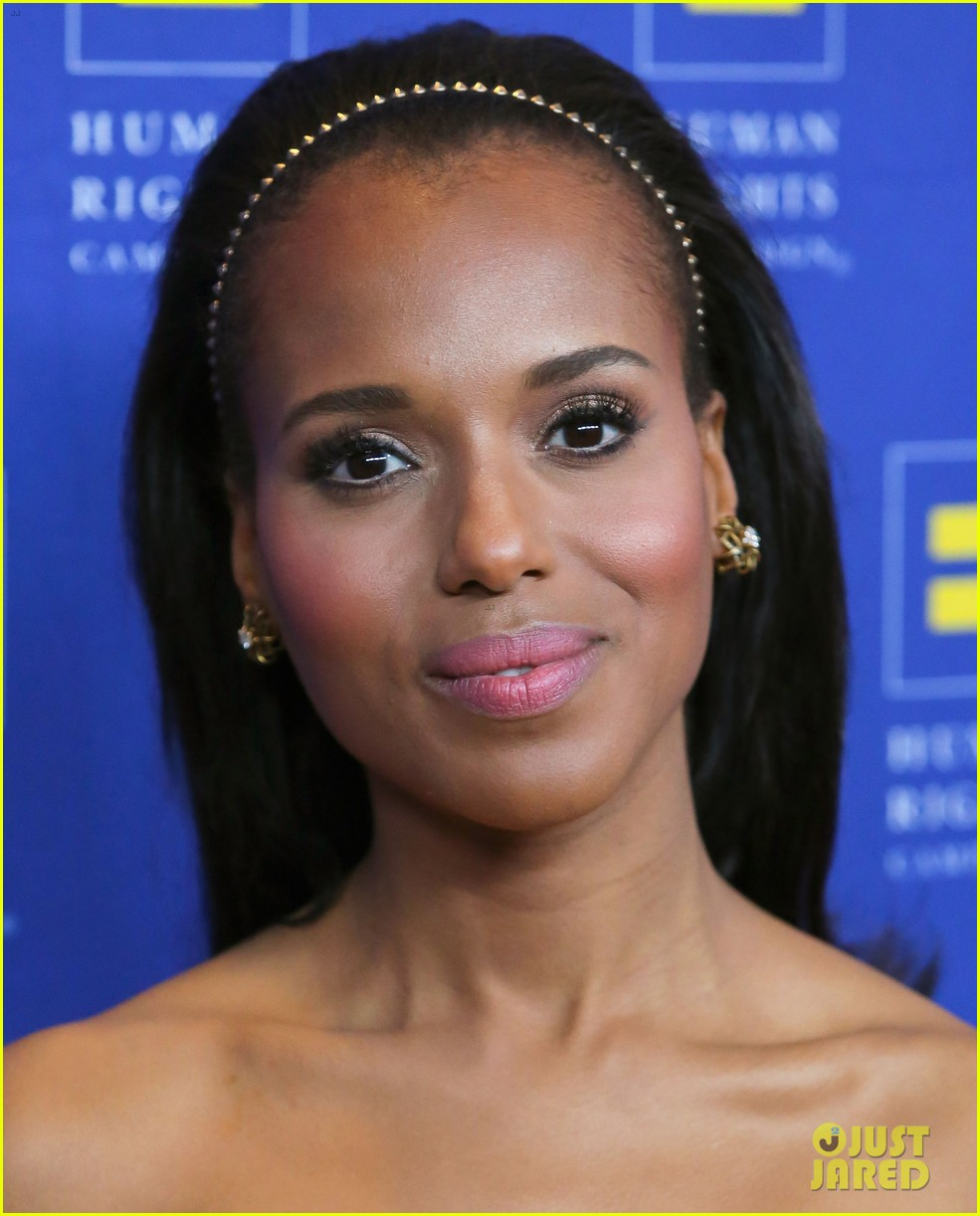 kerry washington lance bass human rights campaign gala 2013 132836947