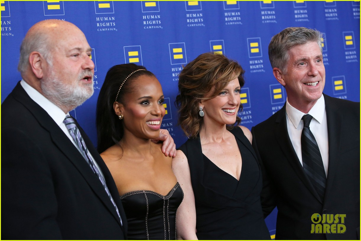 kerry washington lance bass human rights campaign gala 2013 212836955