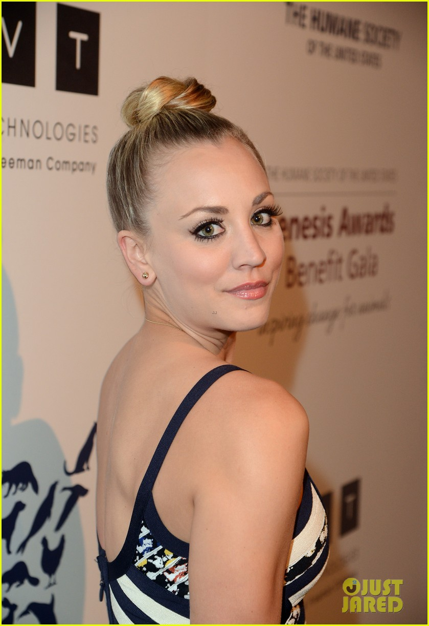 kesha kaley cuoco genesis awards gala 2013 172836761