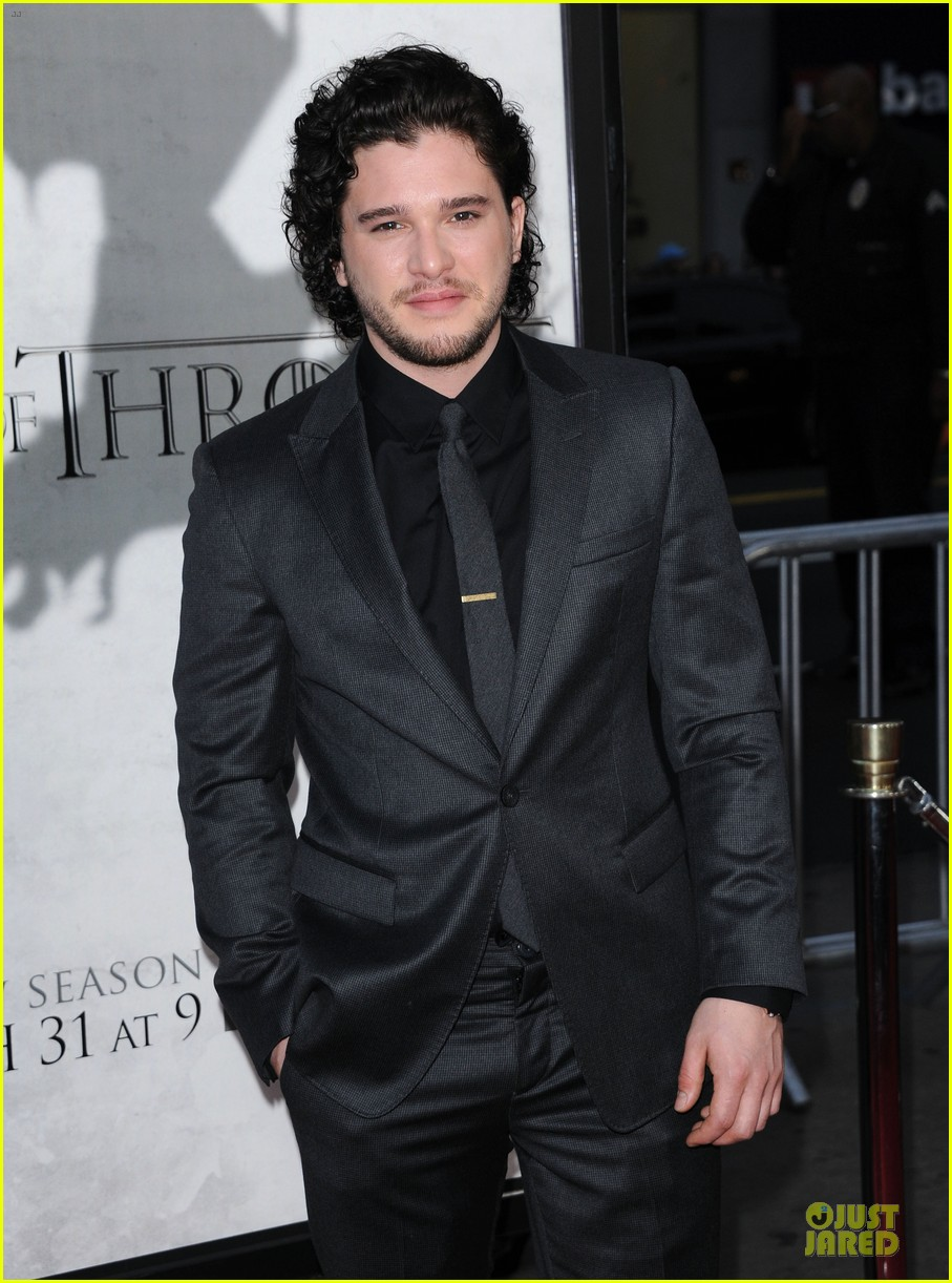 kit harington game of thrones season 3 premiere party 142833251