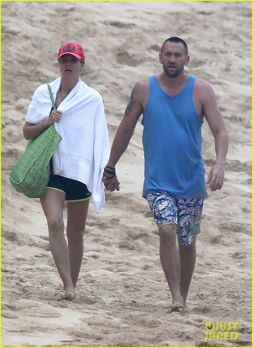heidi klum martin kirsten hawaii beach day with the family 192838129