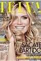 heidi klum covers telva magazine april 2013 02