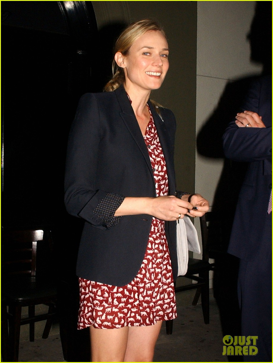 diane kruger dinner night out in la 042831155