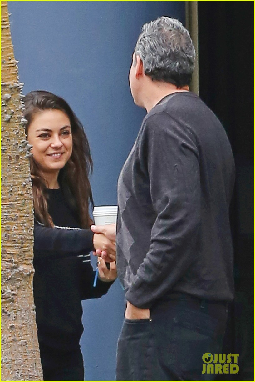 mila kunis gets asked out by reporter superfan in hilarious interview 02