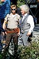 ryan kwanten true blood filming with rutger hauer 04