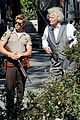 ryan kwanten true blood filming with rutger hauer 08