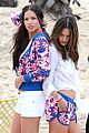 adriana lima alessandra ambrosio vs beach shoot 15