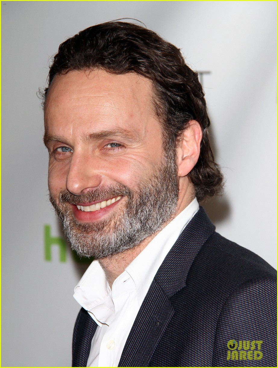andrew lincoln laurie holden walking dead at paleyfest 022823474