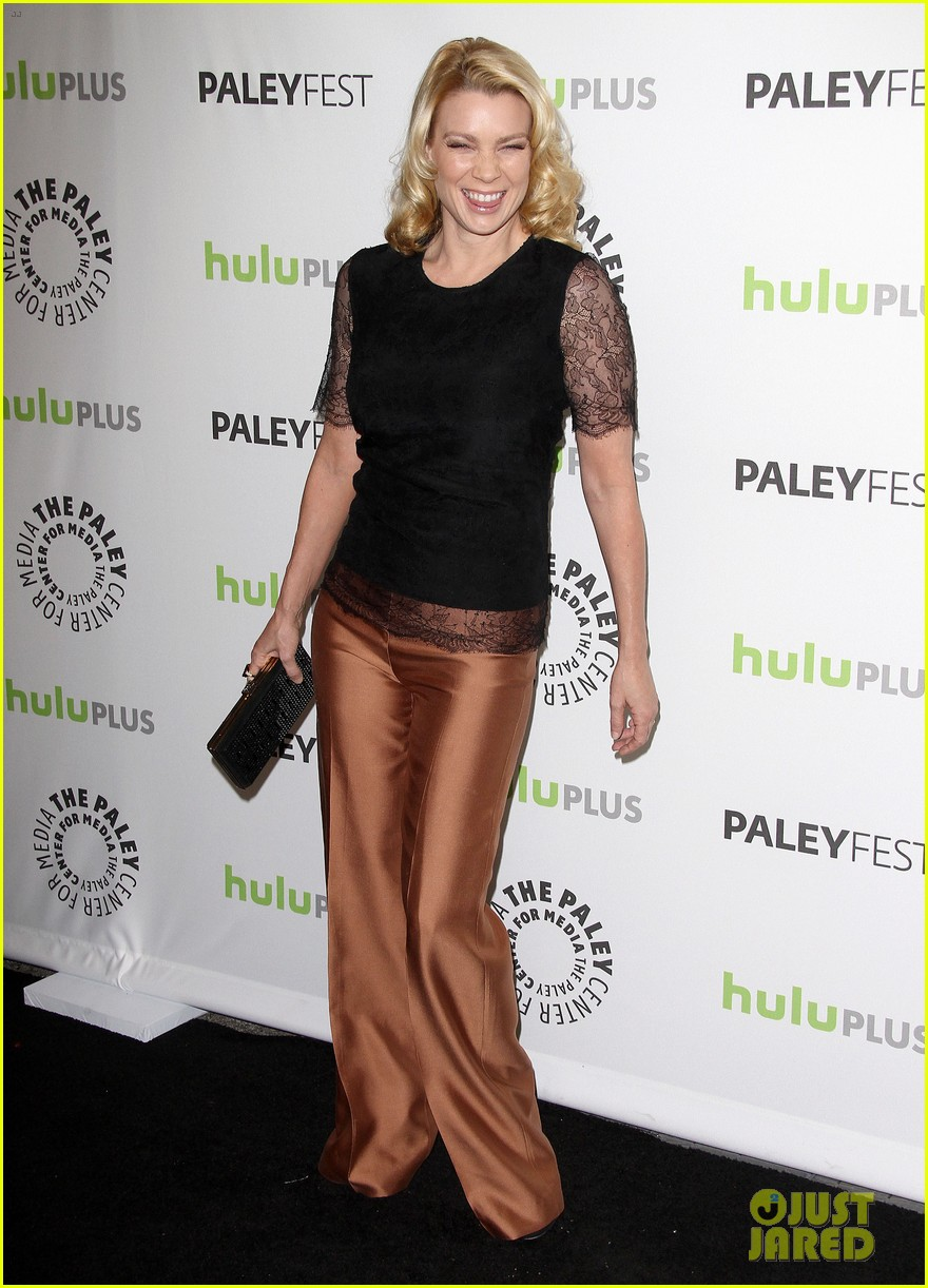 andrew lincoln laurie holden walking dead at paleyfest 19