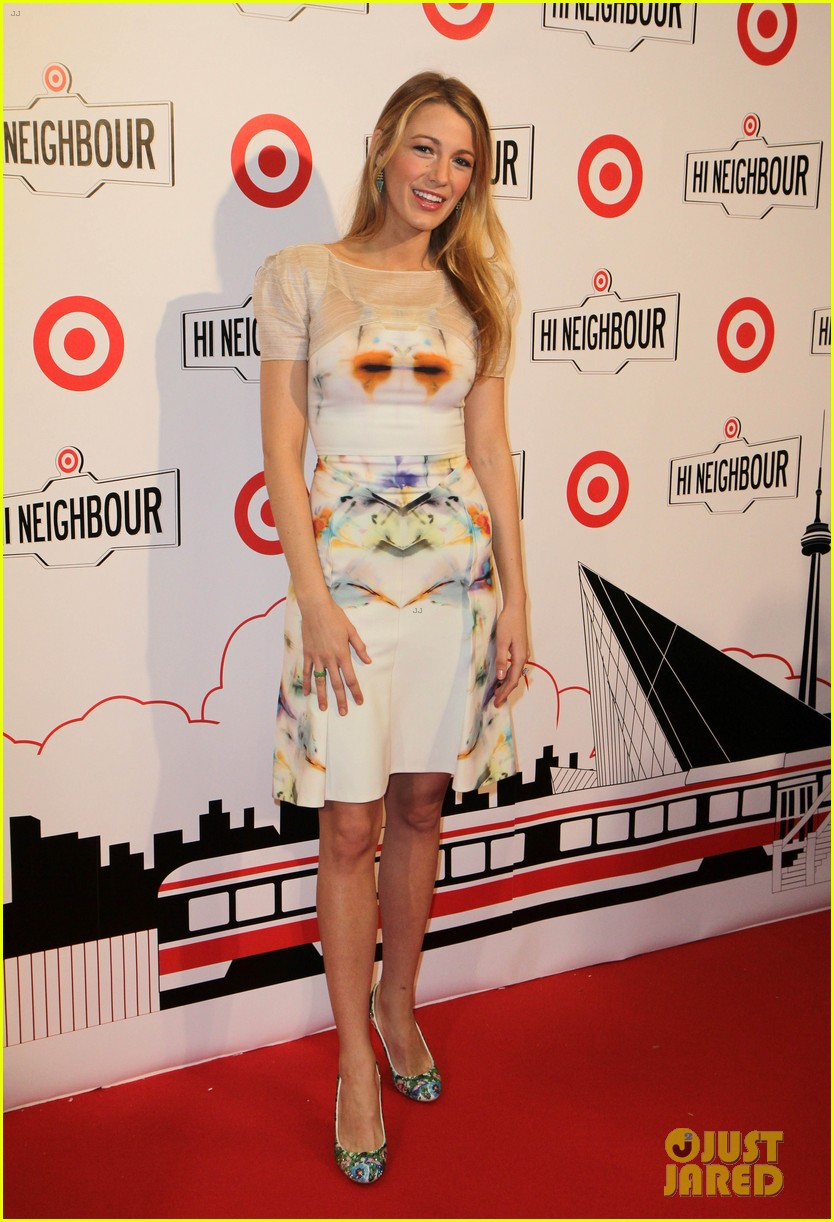 blake lively sarah jessica parker target launch in canada 122838844