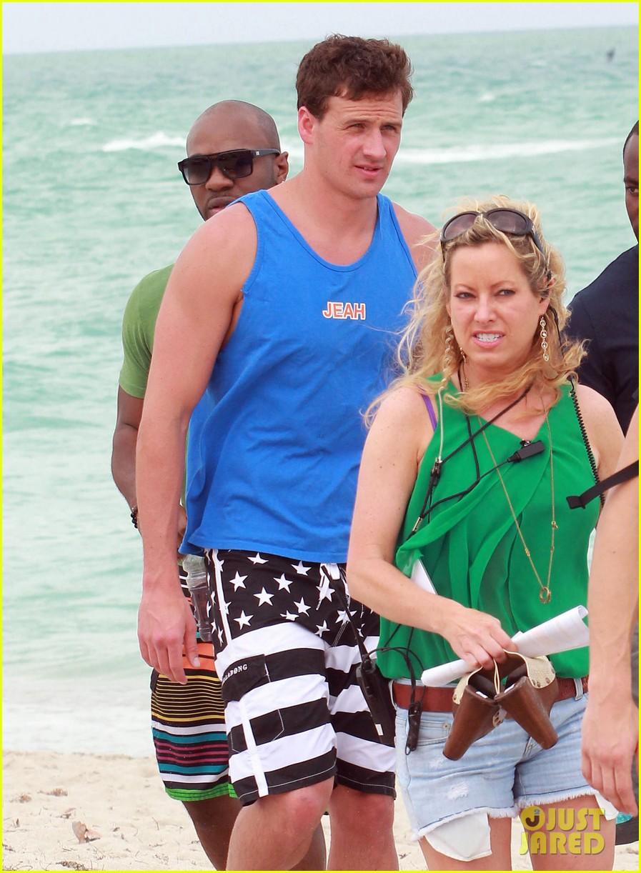 ryan lochte what would ryan lochte do beach filming 202833903