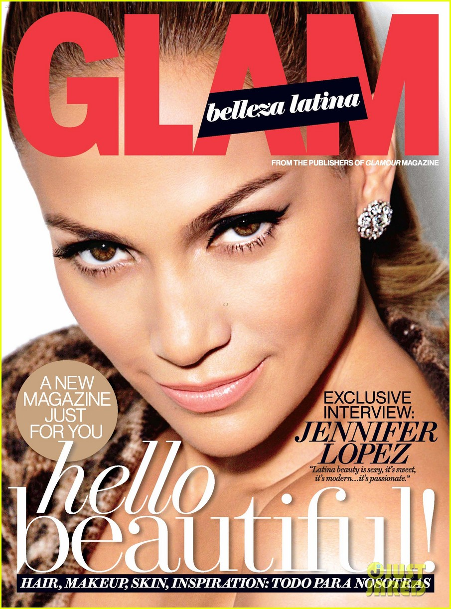 jennifer lopez covers glam belleza latina debut issue2824850