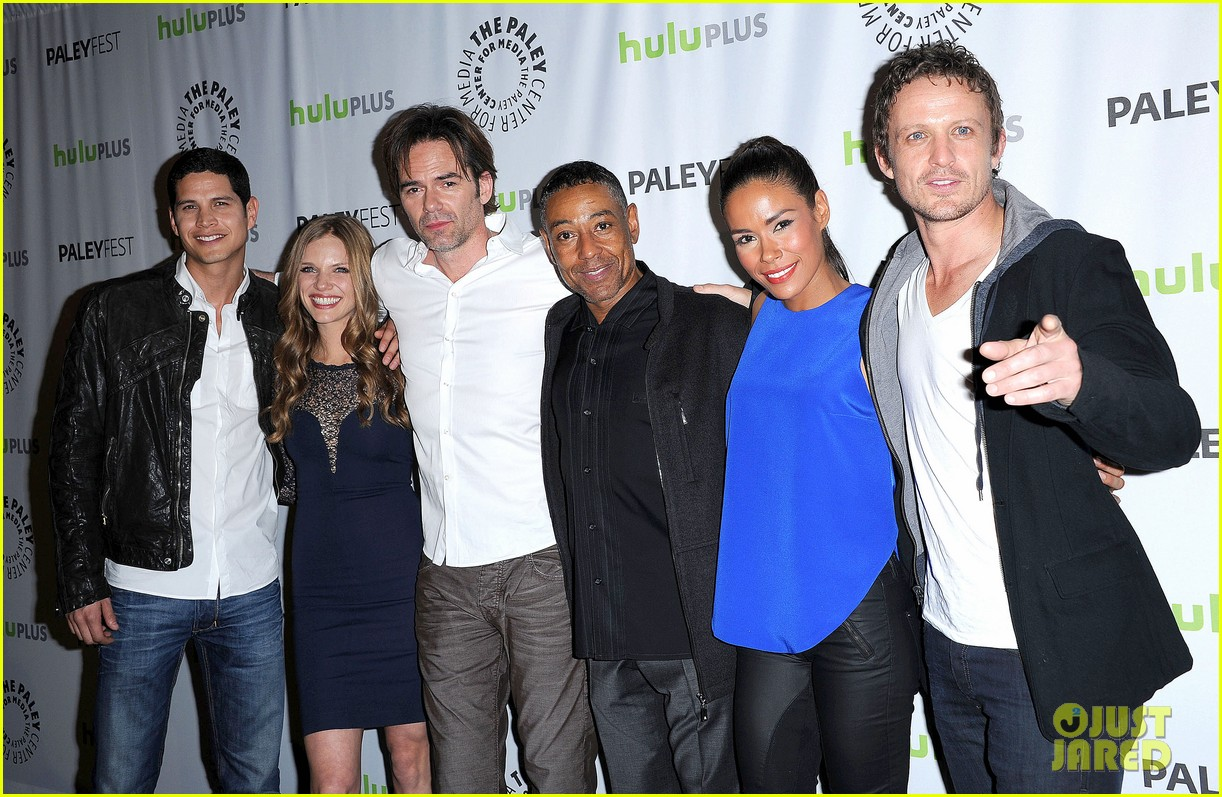 david lyons tracy spiridakos revolution paleyfest panel 032823965