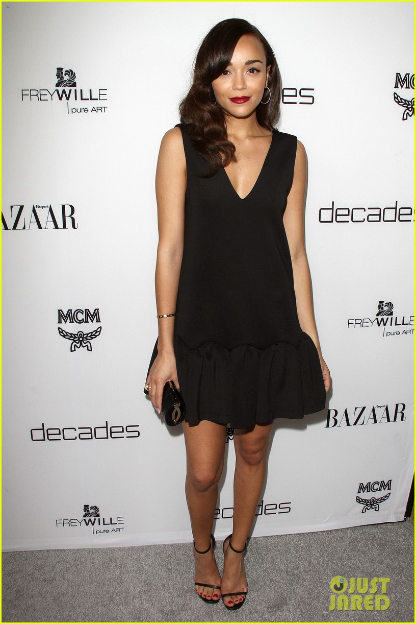 ashley madekwe abigail spencer dukes of melrose launch 262822841