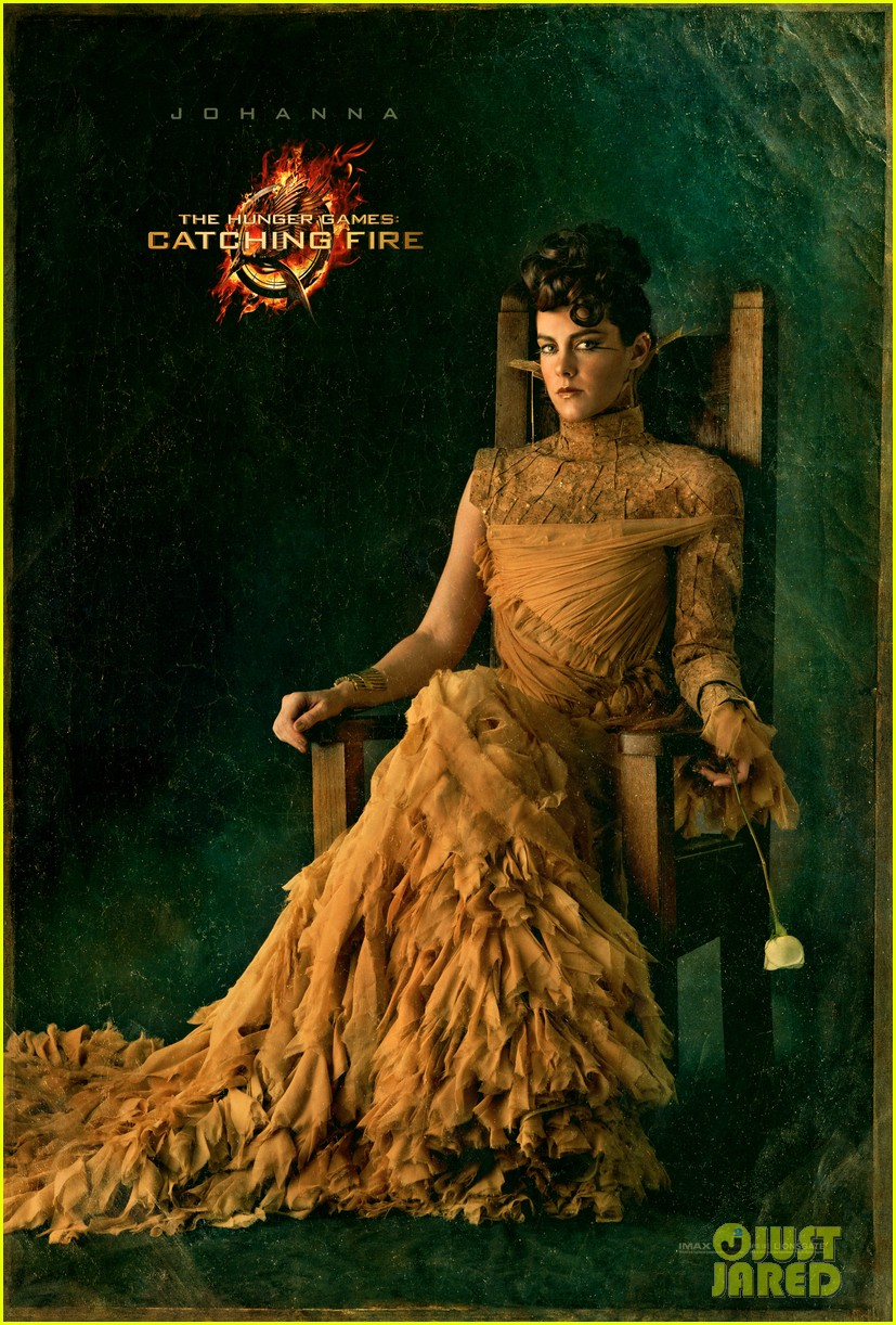 jena malone as johanna in catching fire first look 022826307