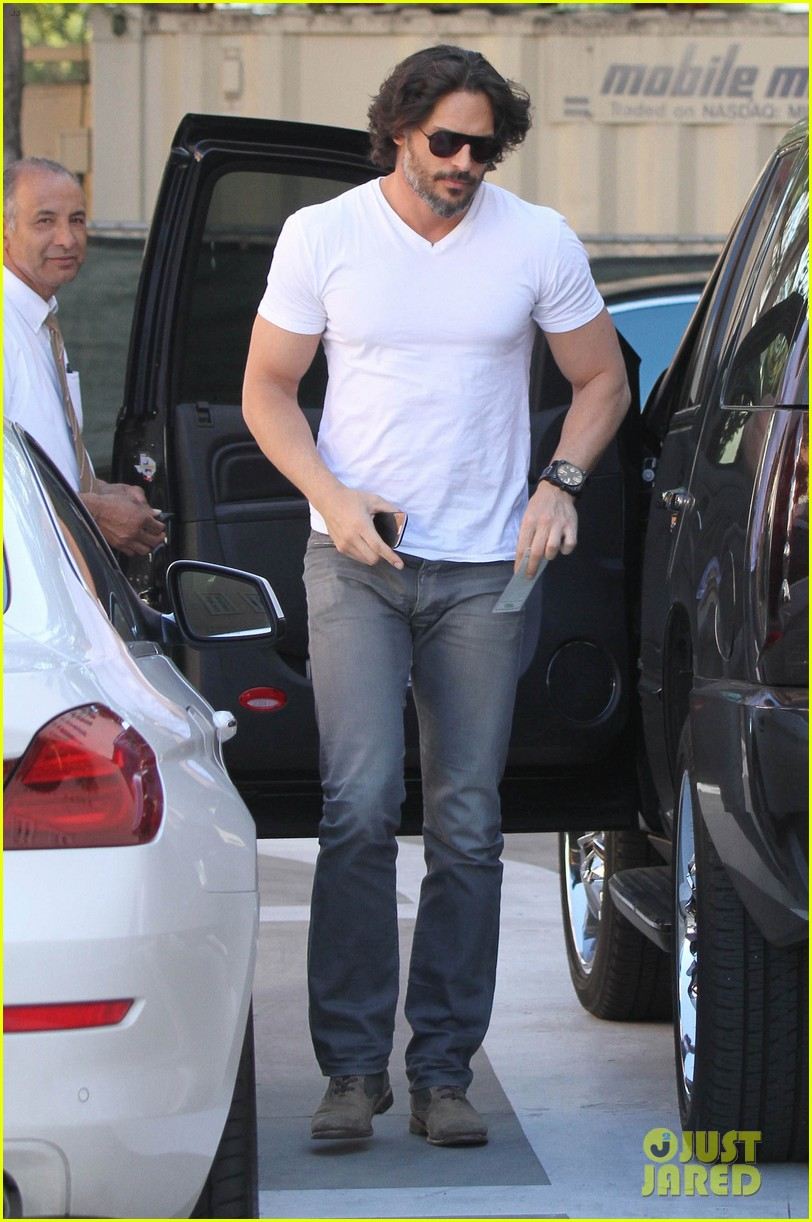 joe manganiello fitness book to be released in 2014 072823941