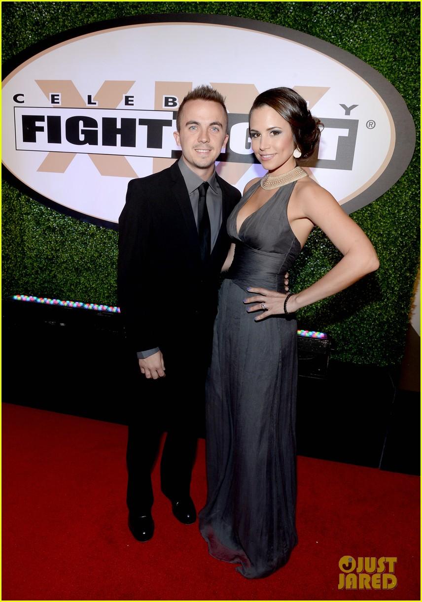 joe manganiello celebrity fight night with bridget peters 182836704
