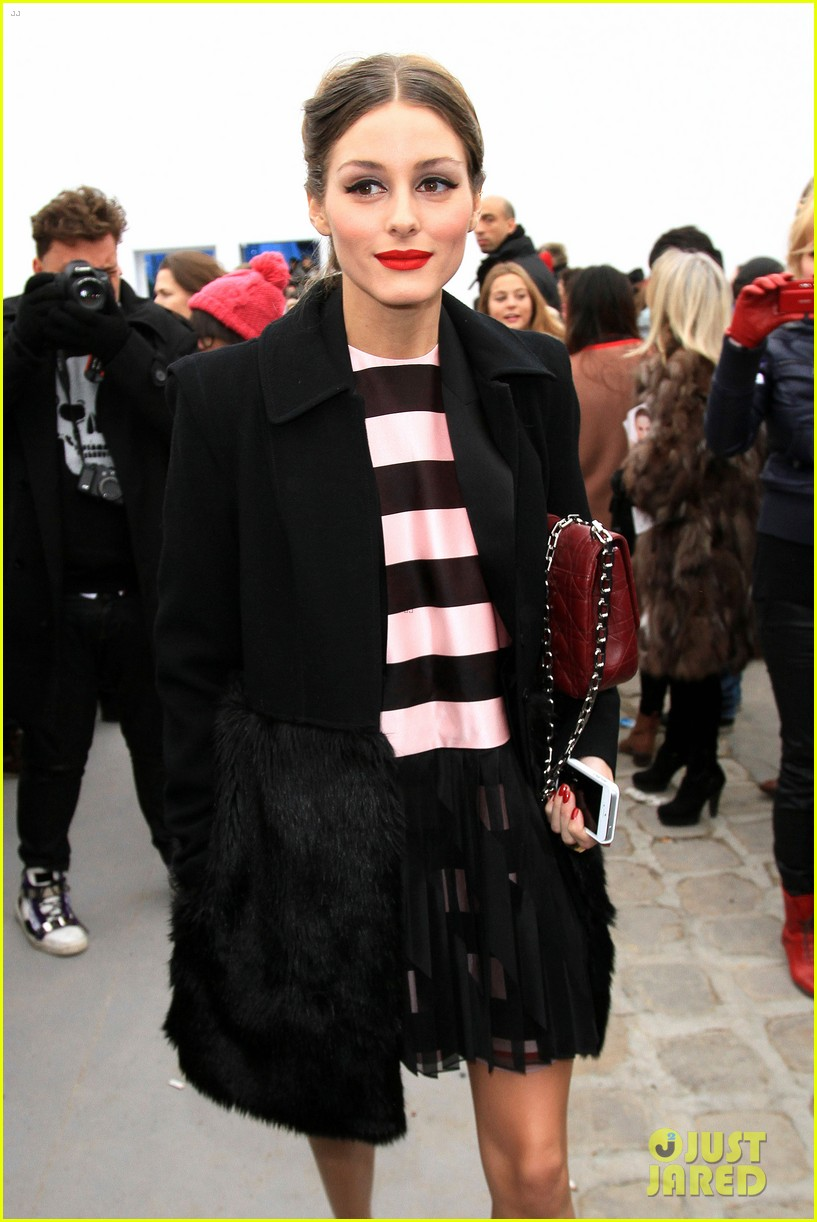 marion cotillard dior paris fashion show 162823150