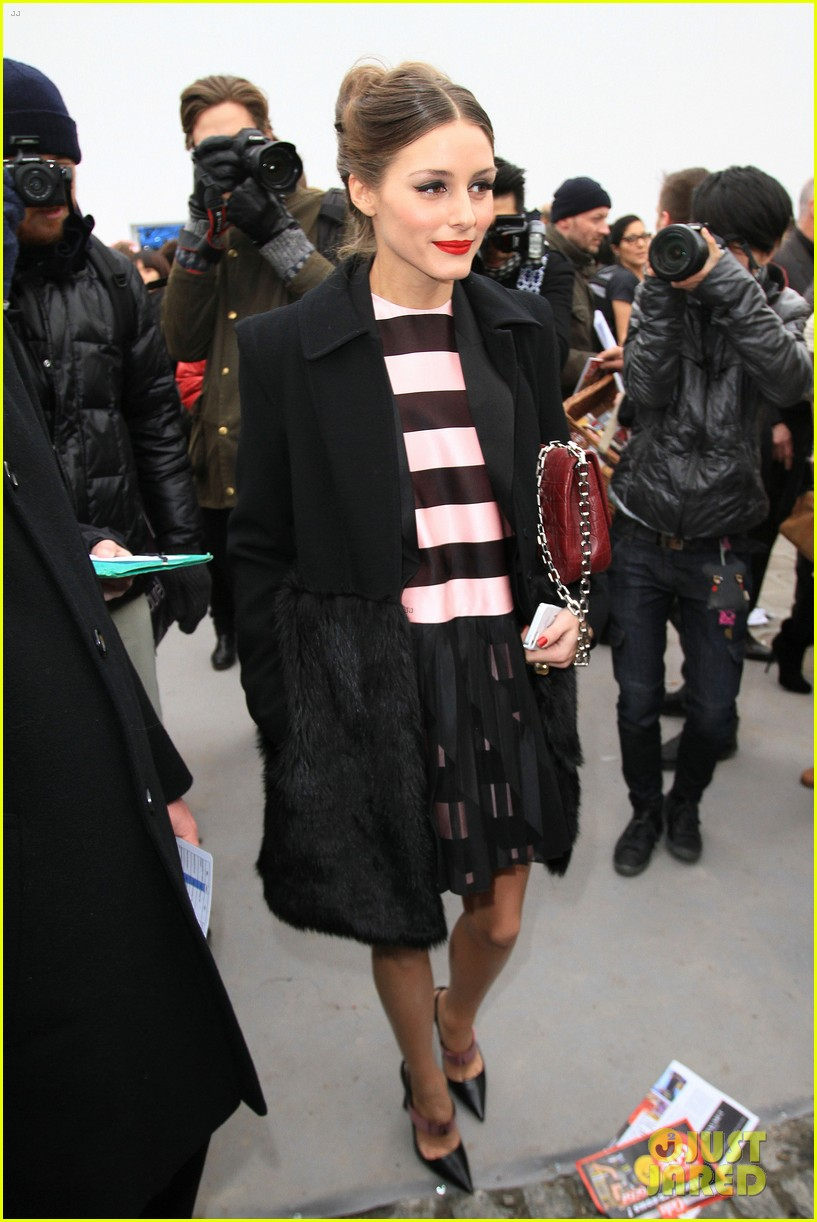 marion cotillard dior paris fashion show 19