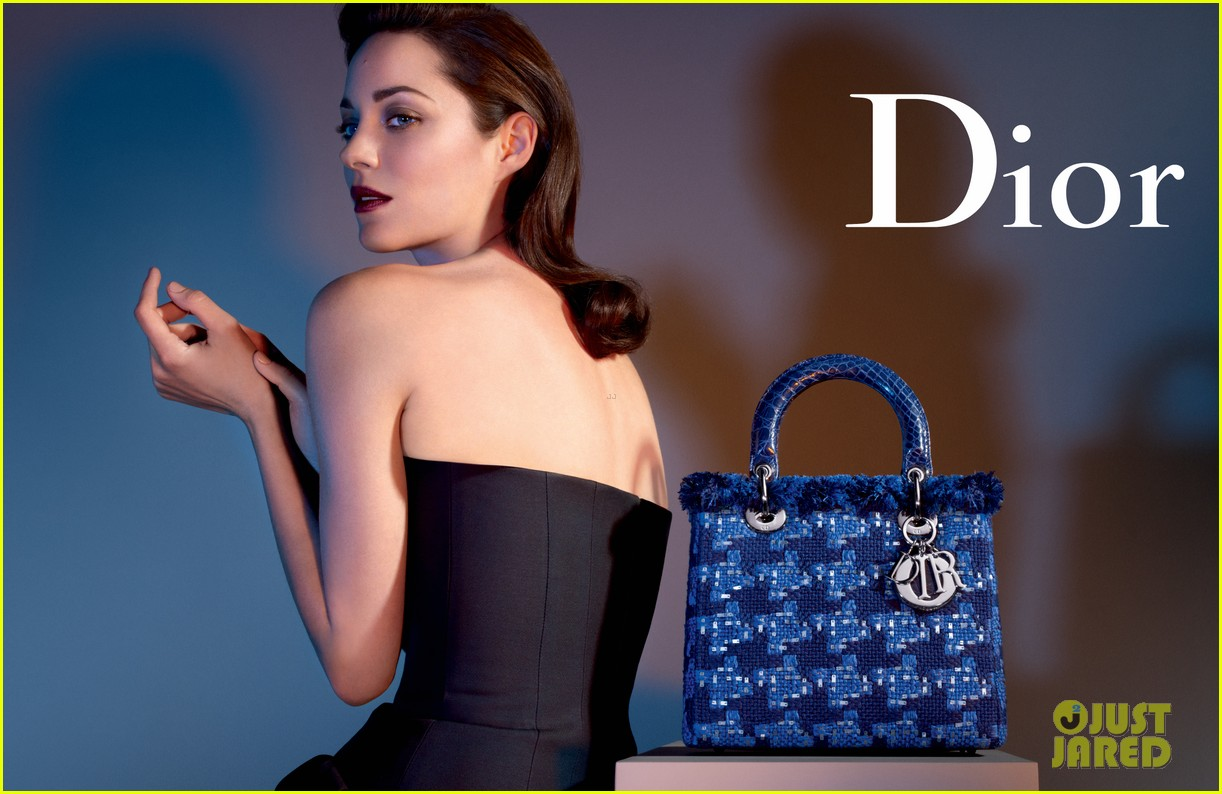 marion cotillard new lady dior campaign images 012835727