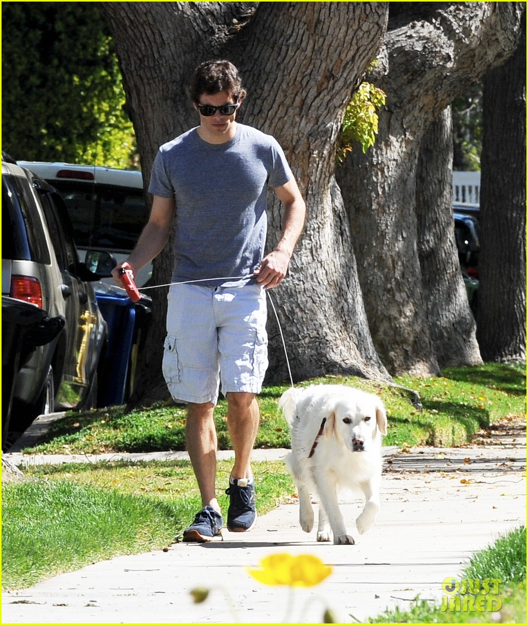 james marsden dog walkin wednesday 052830398