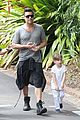 ricky martin taronga zoo with matteo and valentino 12