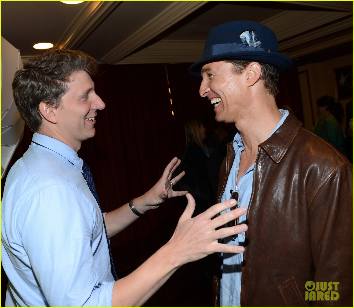Matthew McConaughey: 'Mud' SXSW Premiere: Photo 2828666
