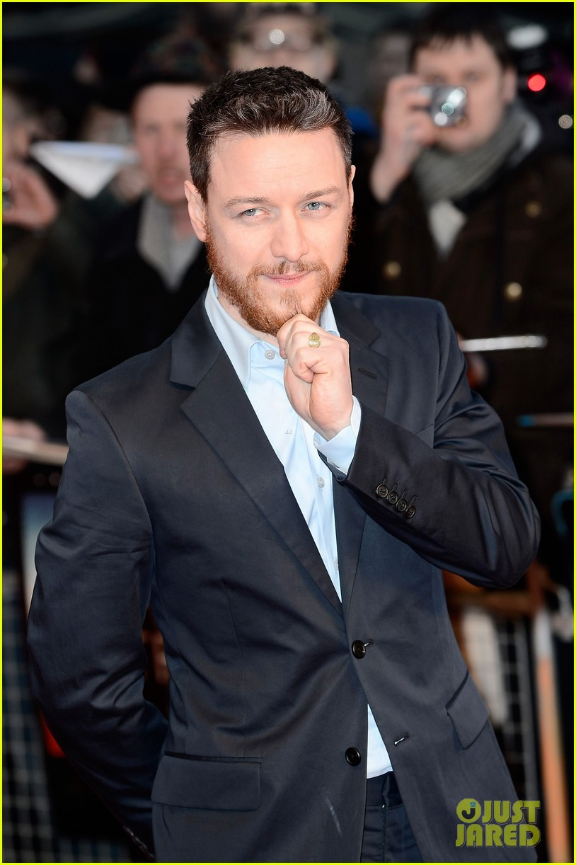 james mcavoy rosario dawson trace uk premiere 02