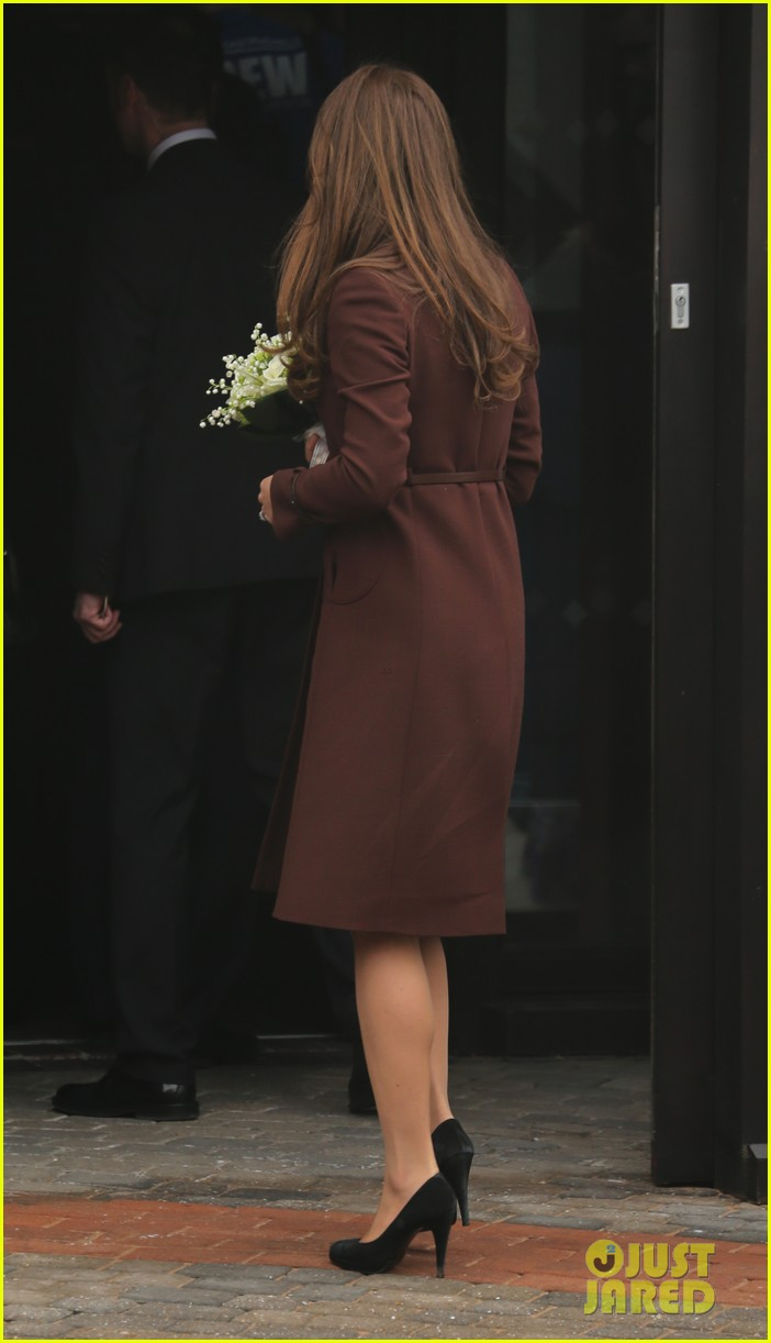 kate middleton pregnant national fishing heritage center visit 152825449
