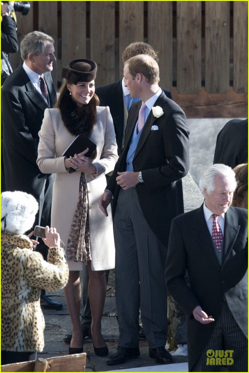 kate middleton prince william swiss wedding with prince harry 012823672
