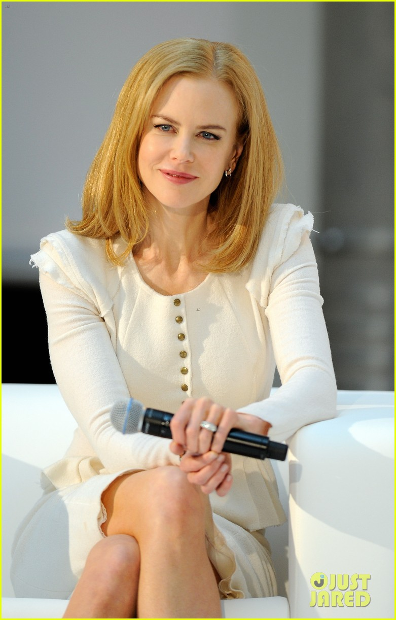nicole kidman omega press junket gala 022837059