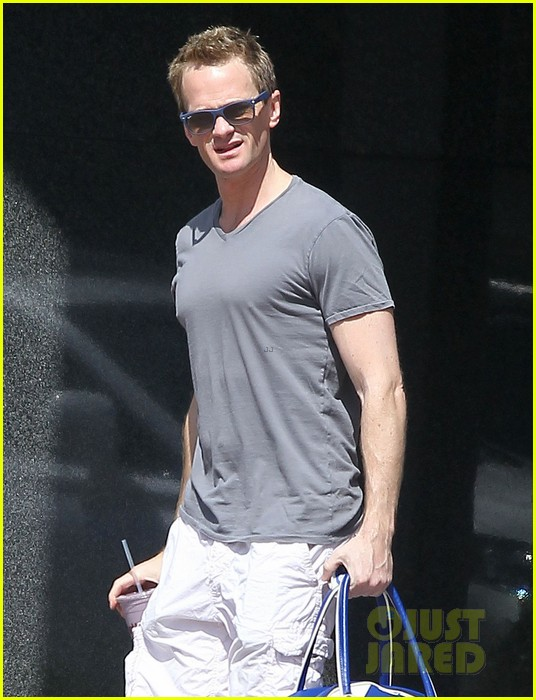 neil patrick harris gym guy 022833855