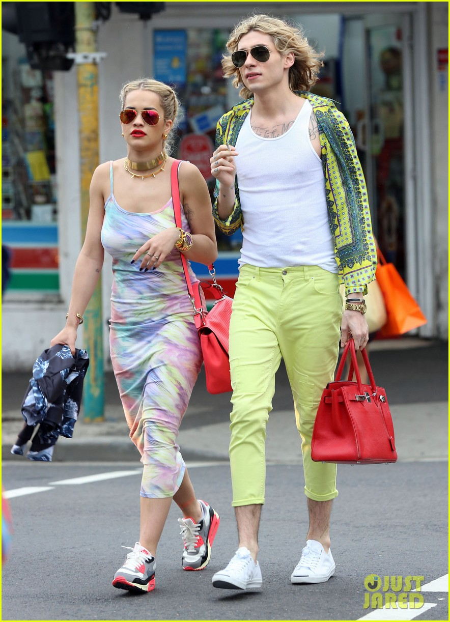 rita ora shopping in sydney 082822959