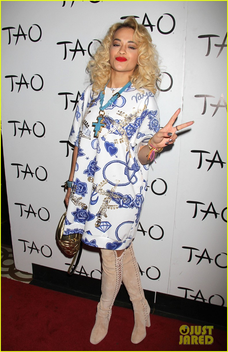 rita ora tao nightclub host 032840892