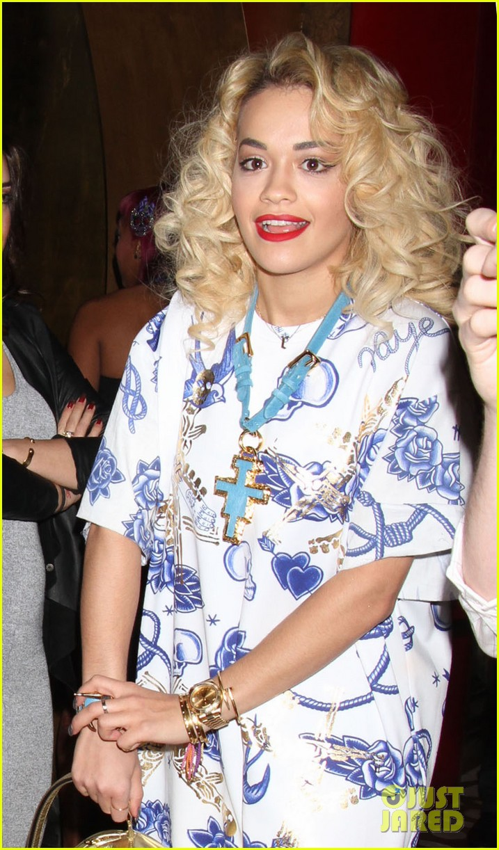 rita ora tao nightclub host 062840895