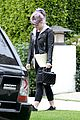 kelly osbourne steps out post seizure hospitalization 05