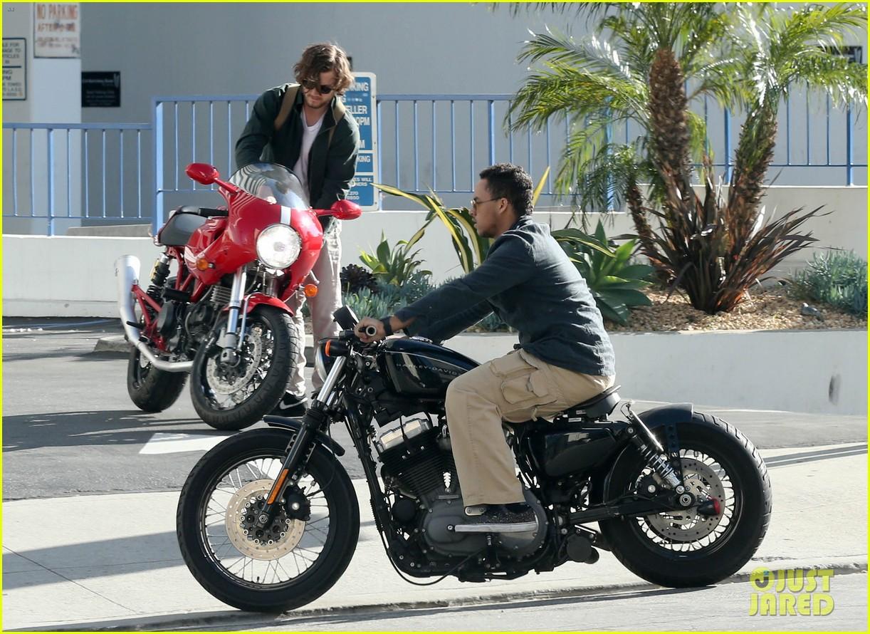 alex pettyfer connor cruise motorcycle buddies 032840739