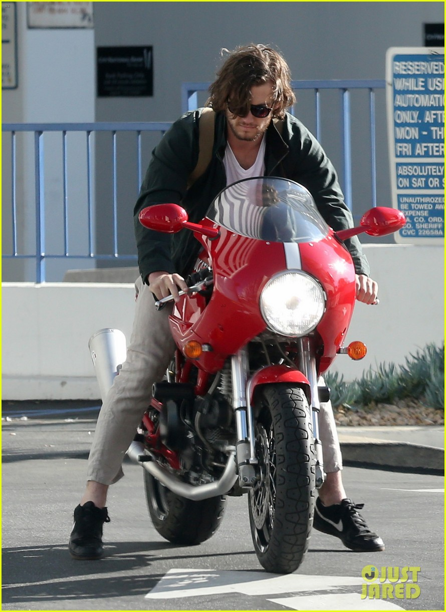 alex pettyfer connor cruise motorcycle buddies 182840754