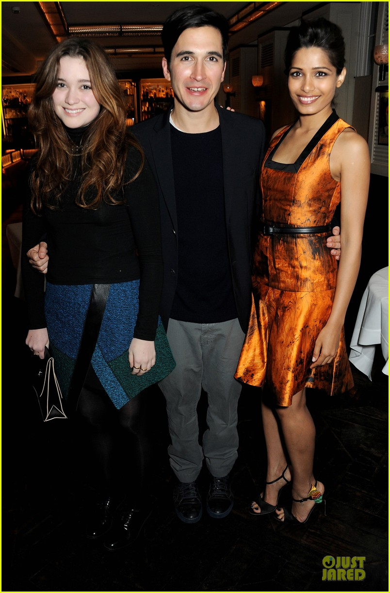freida pinto proenza schouler collection launch 012838463