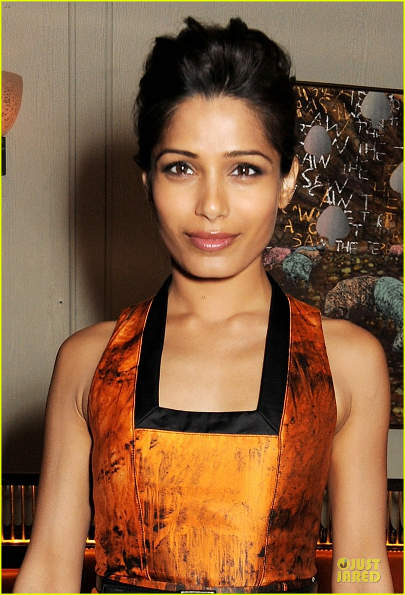 freida pinto proenza schouler collection launch 022838464